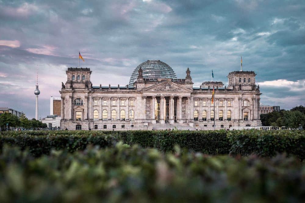 Der Reichstag berlin sehenswürdigkeiten