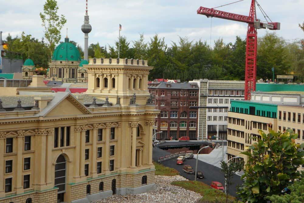 Legoland Günzburg lego bausteine