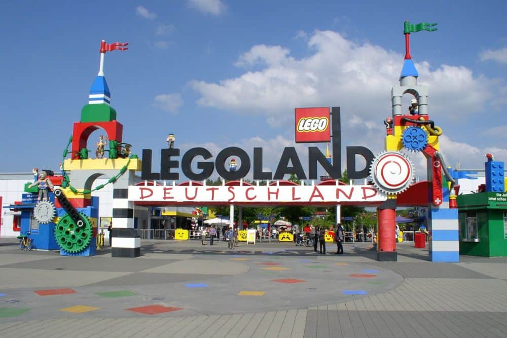 Legoland Günzburg Deutschland