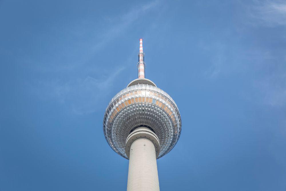 Der Berliner Fernsehturm sehenswürdigkeiten