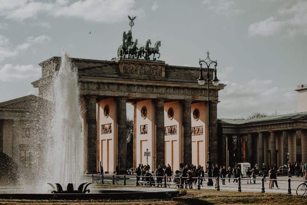 Brandenburger Tor berlin sehenswürdigkeiten