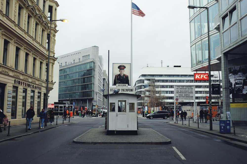 Checkpoint Charlieberlin