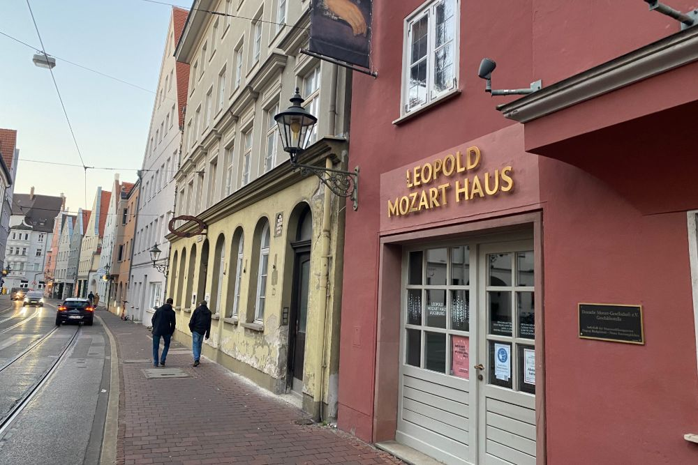 Leopold Mozart Haus