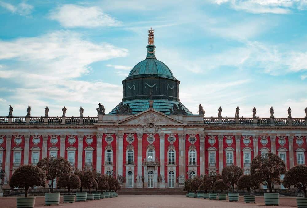 Schloss Sanssouci Potsdam sehenswürdigkeiten